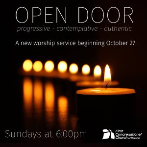 Open Door Worship Service