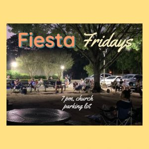 Brian Kalinec Concert for Fiesta Friday @ First Congregational Church of Houston