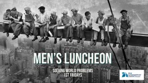 Men's Luncheon - First Fridays