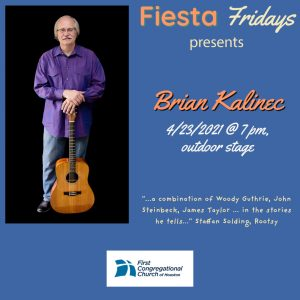 Brian Kalinec in Concert @ First Congregational Church of Houston