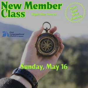 New Member Class and Lunch