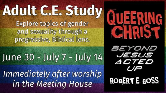 Queering Christ CE Class
